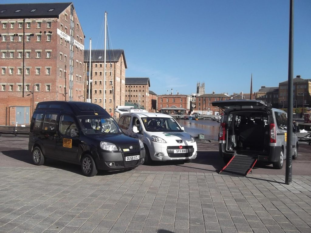Taxis Accessibility