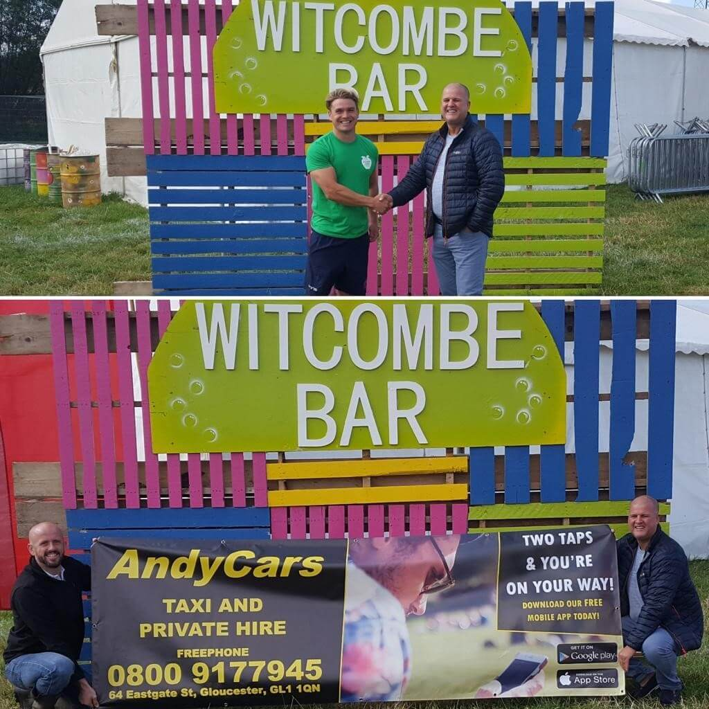 Witcombe Bar